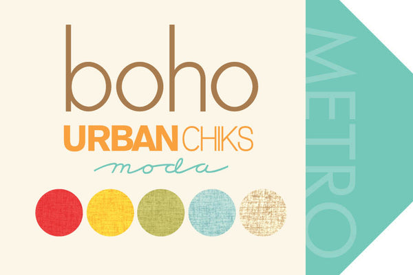 Boho by Urban Chiks - Sunshine Market (31096-13)