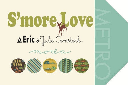 S'more Love by Eric and Julie Comstock - River Rocks Campfire (37076-13)