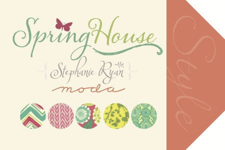 Spring House by Stephanie Ryan - Goldenrod Keep It Cool (7174-12)