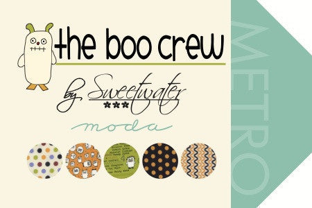 The Boo Crew by Sweetwater - Tricky Green (5512-13)