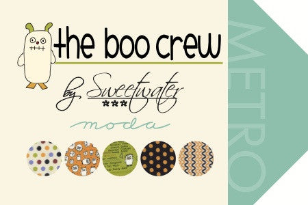 The Boo Crew by Sweetwater - Hypnotized Orange (5515-12)