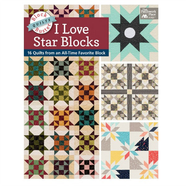 Book - I Love Star Blocks