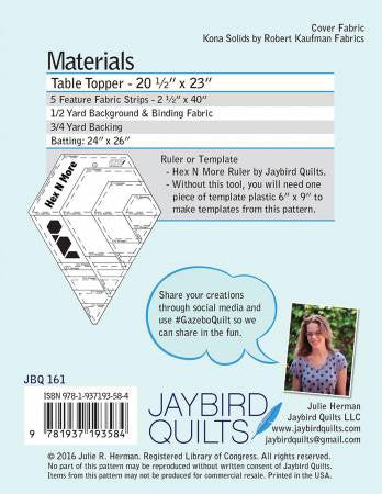Pattern - Sprinkles by JayBird Quilts