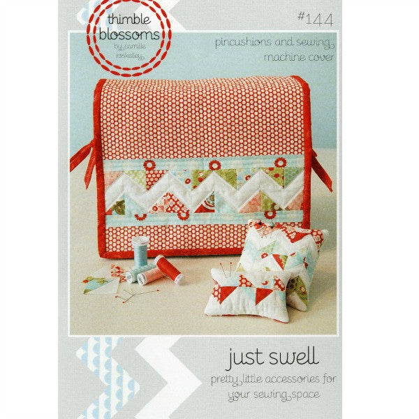 Pattern - Just Swell by Thimble Blossoms