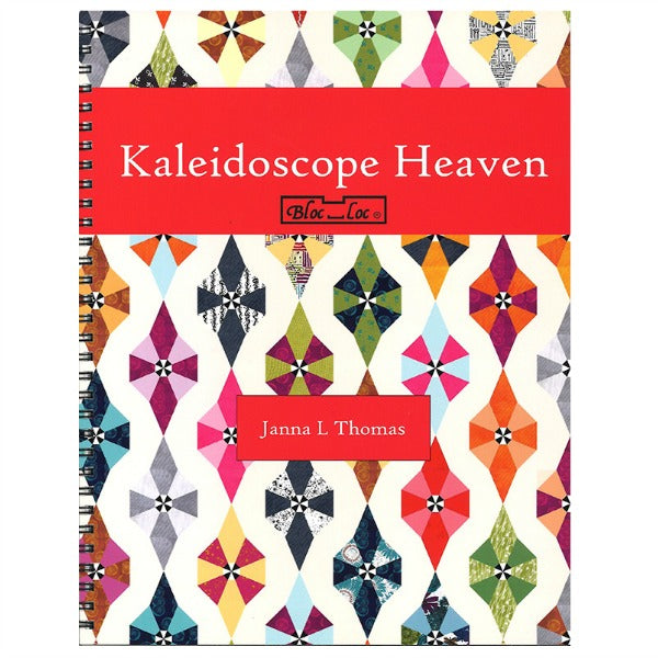 Book - Kaleidoscope Heaven by Janna L Thomas for Bloc Loc