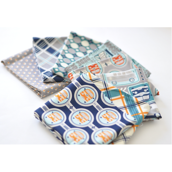 Keep on Groovin' by Sugar SIsters - Fat Quarter Bundle 142