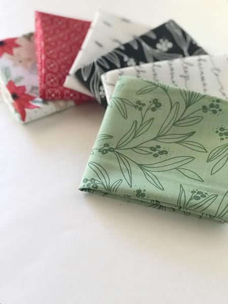 Little Tree by Lella Boutique - Fat Quarter Bundle No 154