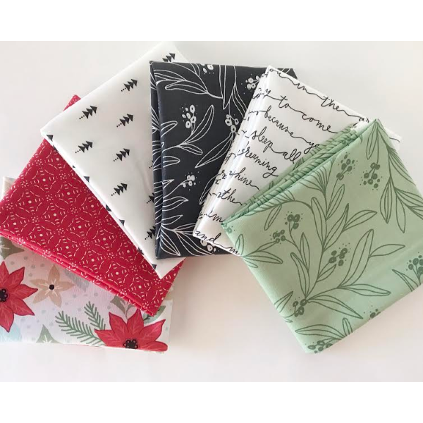 Little Tree by Lella Boutique - Fat Quarter Bundle No 1