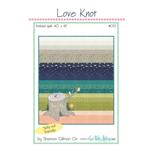 Pattern - Love Knot by Shannon Gillman Orr (EB-072)