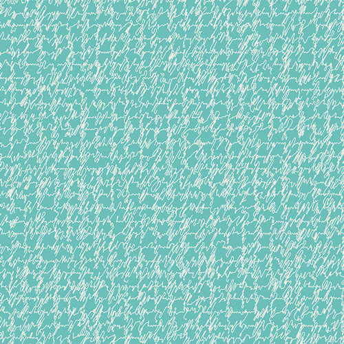 Minimalista by AGF Studio - Script Turquoise (MNL-406)