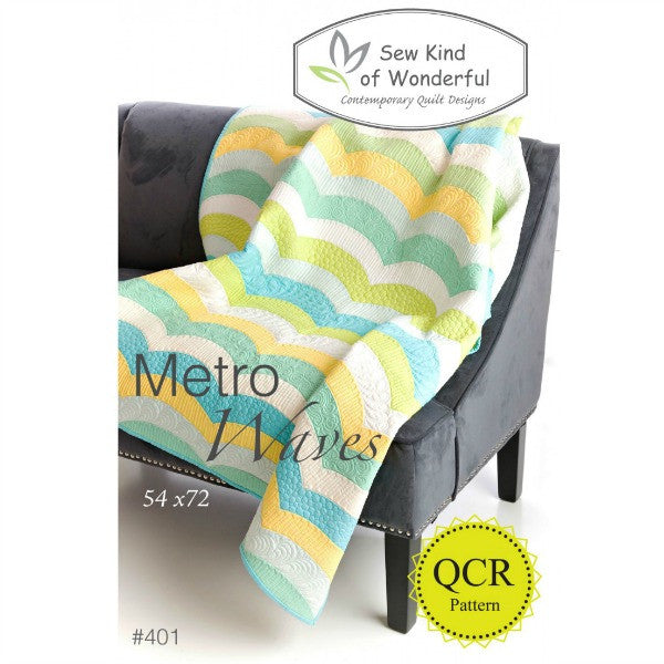 Metro Waves by Sew Kind of Wonderful (SKW401)