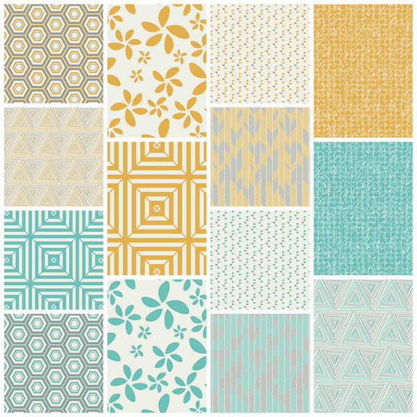 Minimalista by AGF Studio - Confetti Turquoise (MNL-405)