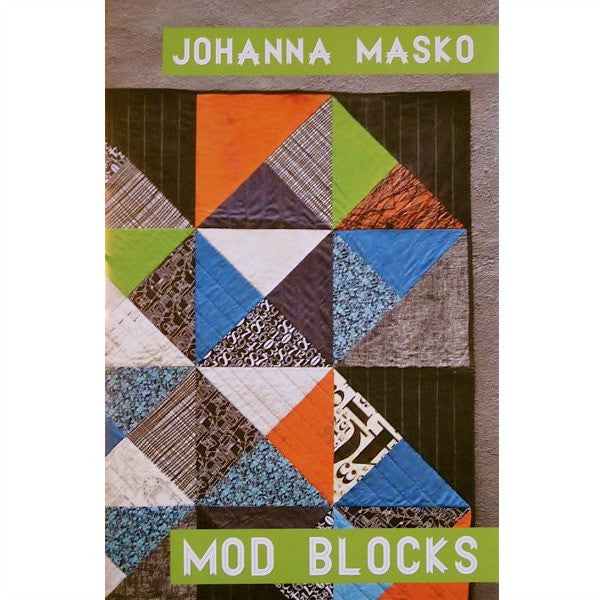 Pattern - Mod Blocks by Johanna Masko