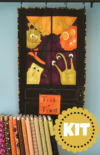 Monster Bash Quilt Kit