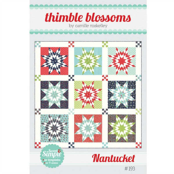 Pattern - Nantucket by Thimble Blossoms