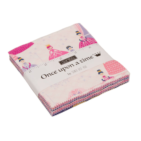 Once Upon a Time by Stacy Iest Hsu - Charm Pack (20590PP)