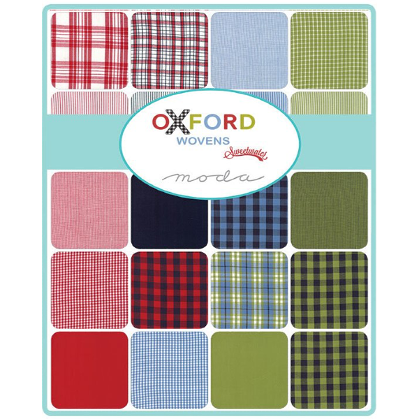 Oxford Wovens by Sweetwater - Layer Cake (5715LC)