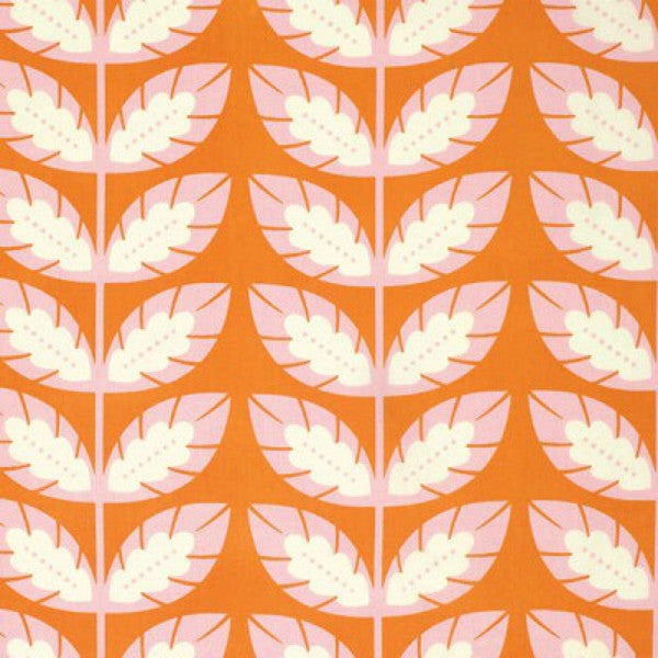 Clementine by Heather Bailey - Sprout Tangerine (PWHB056.TANGE)