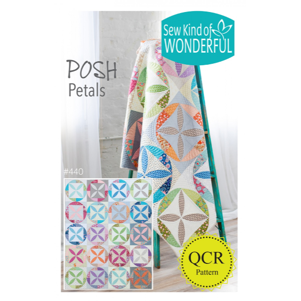 Posh Petals by Sew Kind of Wonderful