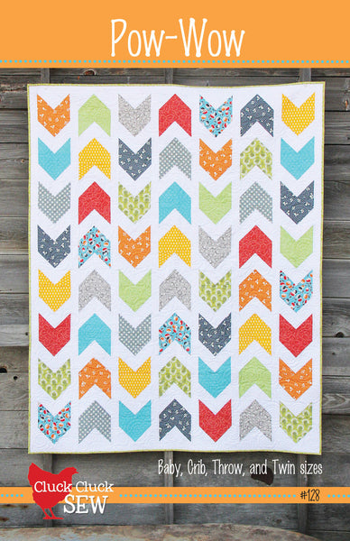 Pattern - Pow-Wow by Cluck Cluck Sew