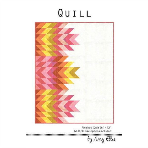 Pattern - Quill by Amy Ellis (AE-123)