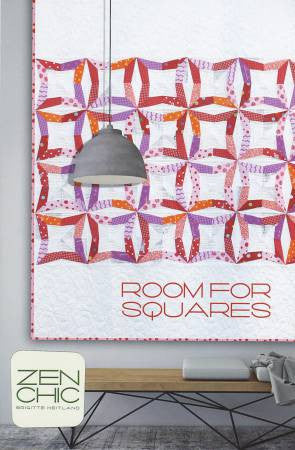 Pattern - Room for Squares by Zen Chic