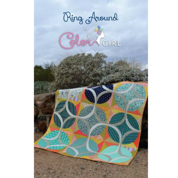 Pattern - Ring Around by Color Girl Quilts (CG1508)