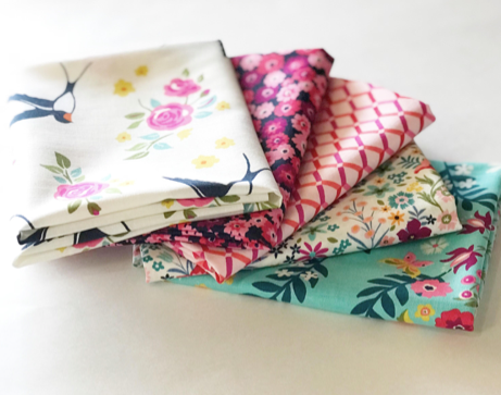 Rosa by Crystal Manning - Fat Quarter Bundle