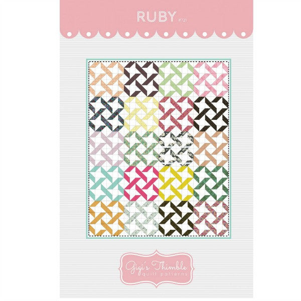 Pattern - Ruby (GGT721)
