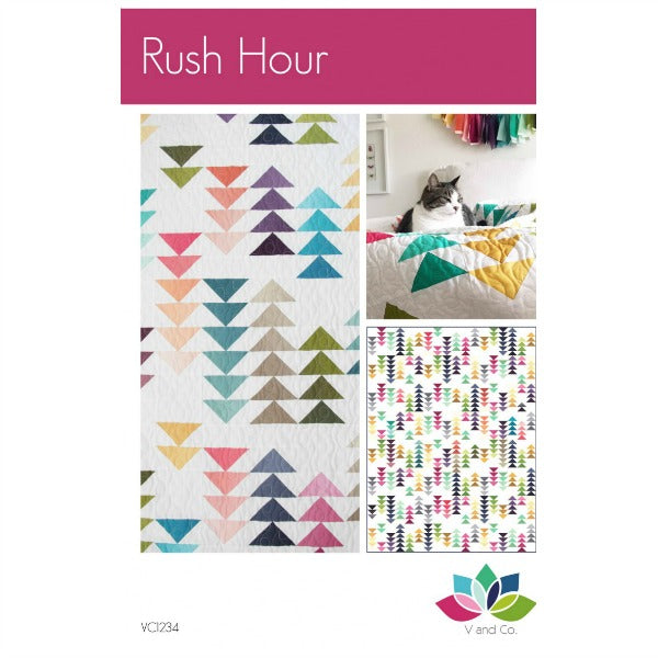 Pattern - Ruh Hour by V and Co