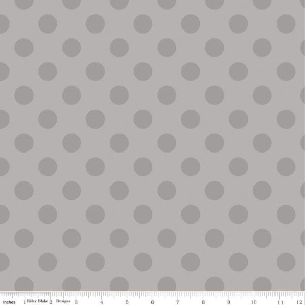 Hollywood by The RBD Designers - Medium Dot Tone on Tone in Gray Sparkle (SC430-40-GRAY)
