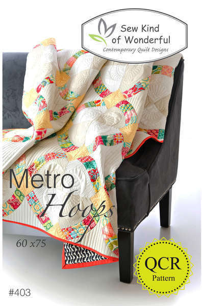 Metro Hoops by Sew Kind of Wonderful (SKW403)
