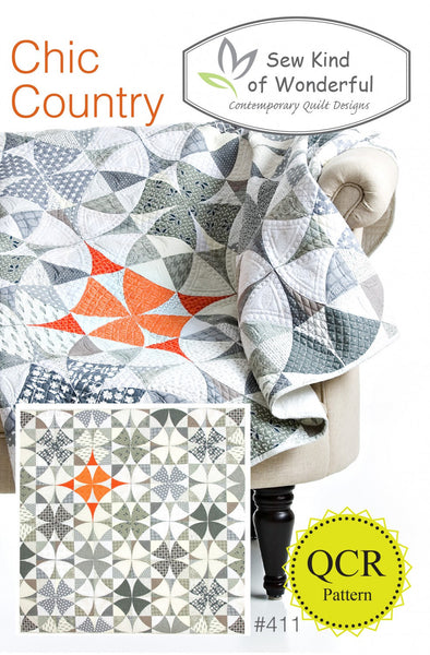 Chic Country by Sew Kind of Wonderful (SKW411)