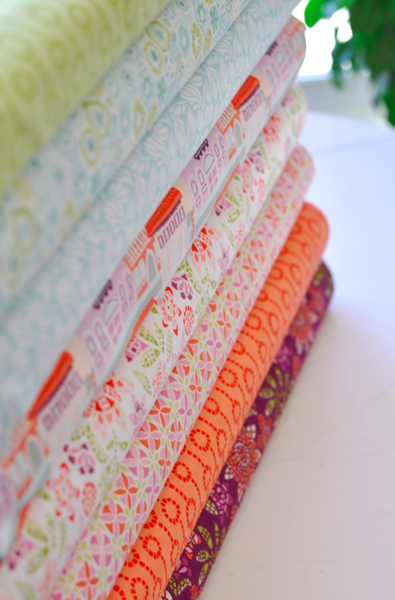 Grand Canal by Kate Spain - Fat Quarter Bundle No 1