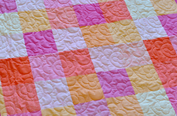 Spring Bunny Fun Quilt Kit