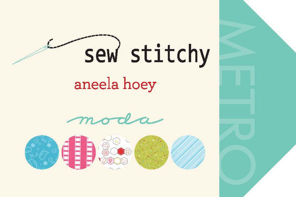 Sew Stitchy by Aneela Hoey