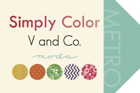 Simply Color by V and Co - Ikat Diamonds Lime Green (10806-18)
