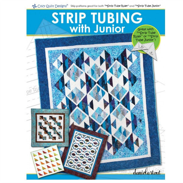 Book - Strip Tubing with Junior by Daniela Stout (CQD04019)