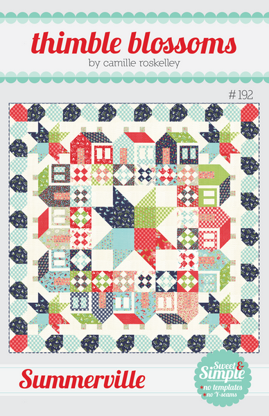 Pattern - Summerville by Thimble Blossoms
