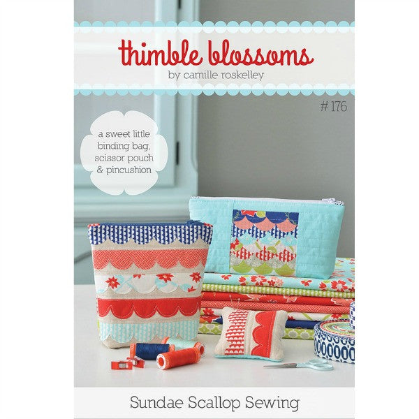 Pattern - Sundae Scallop Sewing by Thimble Blossoms