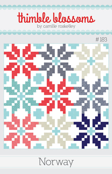Pattern: Norway by Thimble Blossoms (TB183)