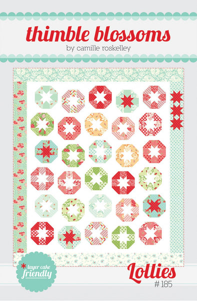 Pattern - Rise & Shine by Thimble Blossoms