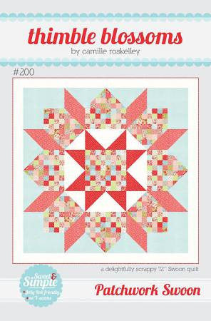 Pattern - Patchwork Swoon by Thimble Blossoms