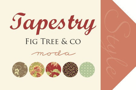 Tapestry by Fig Tree and Co - Yasmin Garnet (20192-11)