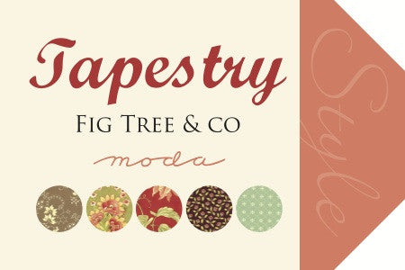 Tapestry by Fig Tree and Co - Sangria Cobblestone (20190-13)
