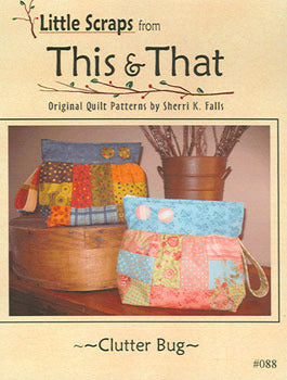 Pattern - Clutter Bug by This & That (TAT088)