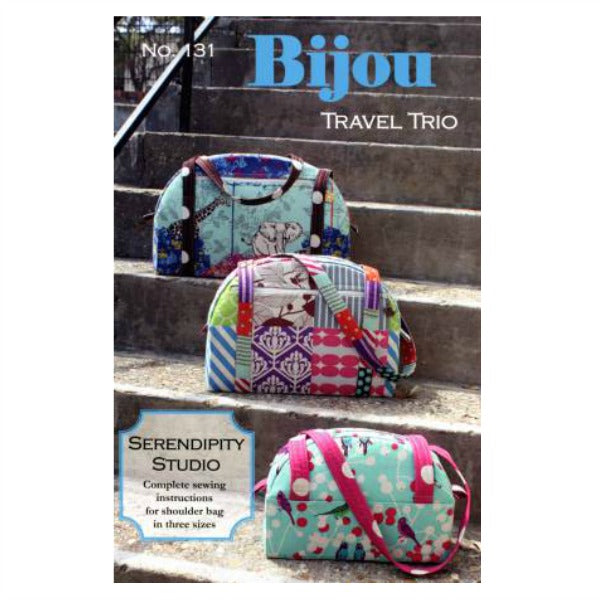 Pattern - Bijou Travel Trio by Serendipity Studio (SDG131)