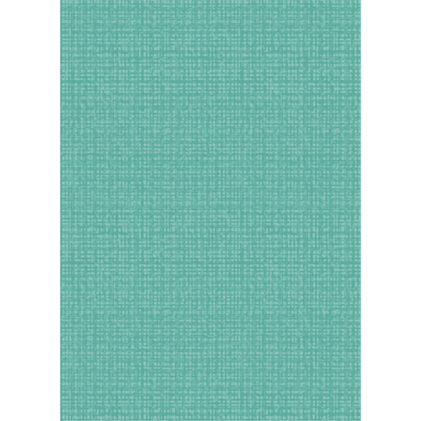 Color Weave by the Contempo Studio - Cross Weave in Turquoise (6068-84)