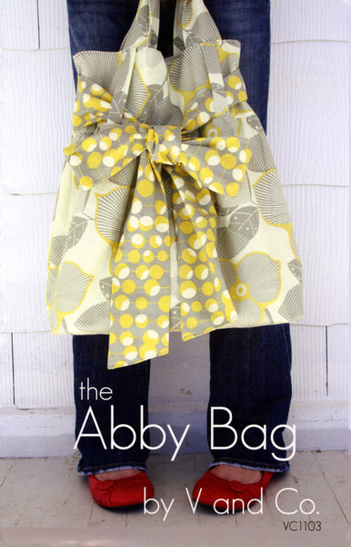 Pattern - Abby Bag by Vanessa Christenson (V and Co)
