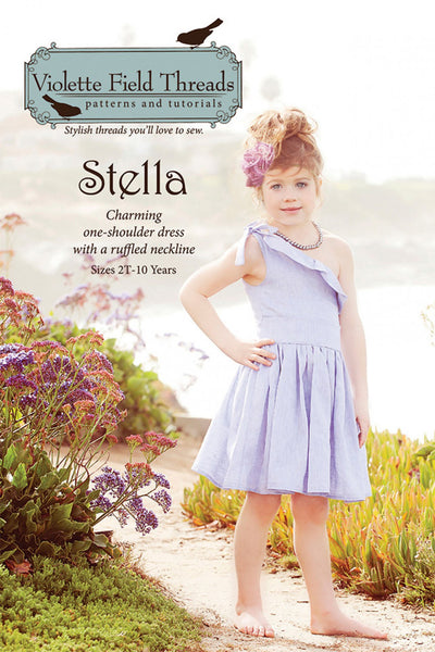 Pattern - Stella by Violette Field Threads